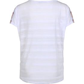 Prana Harlene T-shirt Dames, rich fuchsia